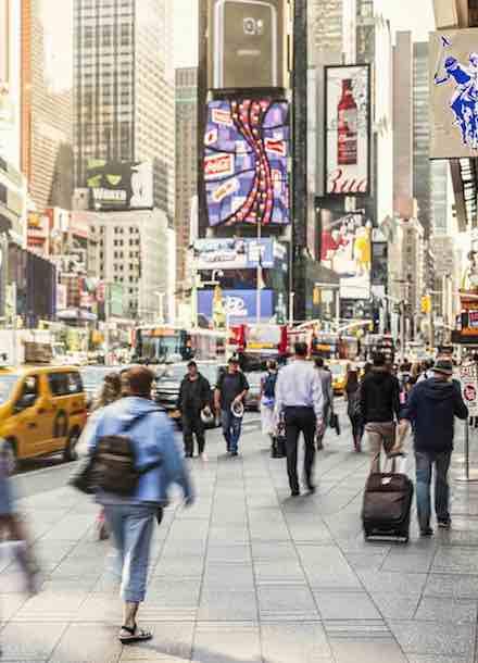 Snøhetta redesigns Times Square