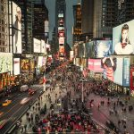 Snøhetta redesigns Times Square, doubling the amount of public space
