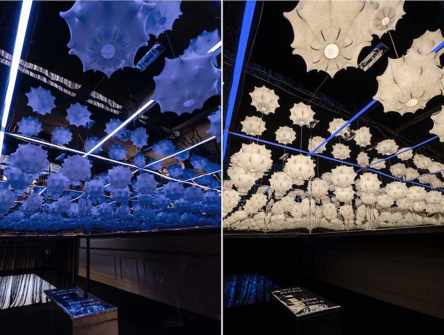 Barbara Balestreri Lighting Design @ Elle Decor Store - Courtesy of BBDL.