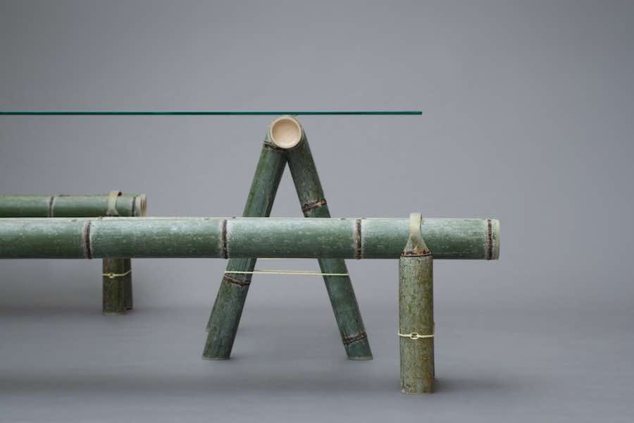 SOBA furniture by Stefan Diez- Photo by Jonathan Mauloubier.