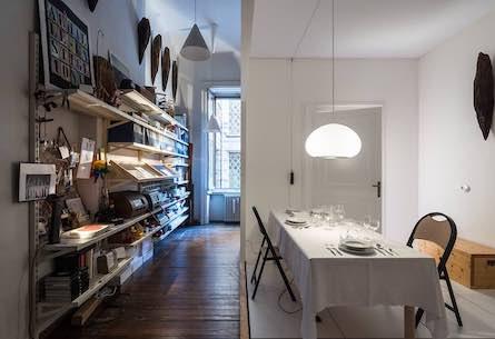 Castiglioni casual livingroom