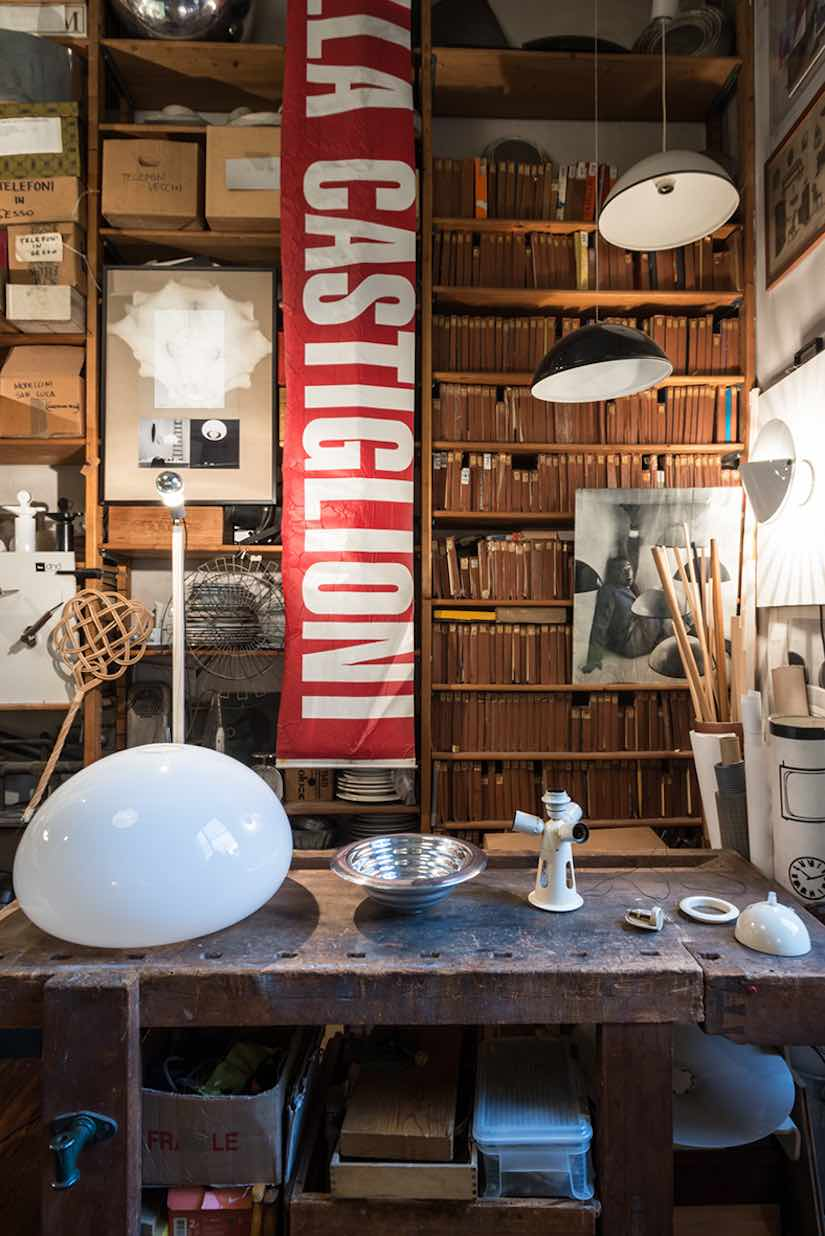 Dimensione Domestica - Courtesy of Fondazione Achille Castiglioni.