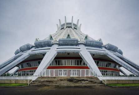 Pyongyang architecture