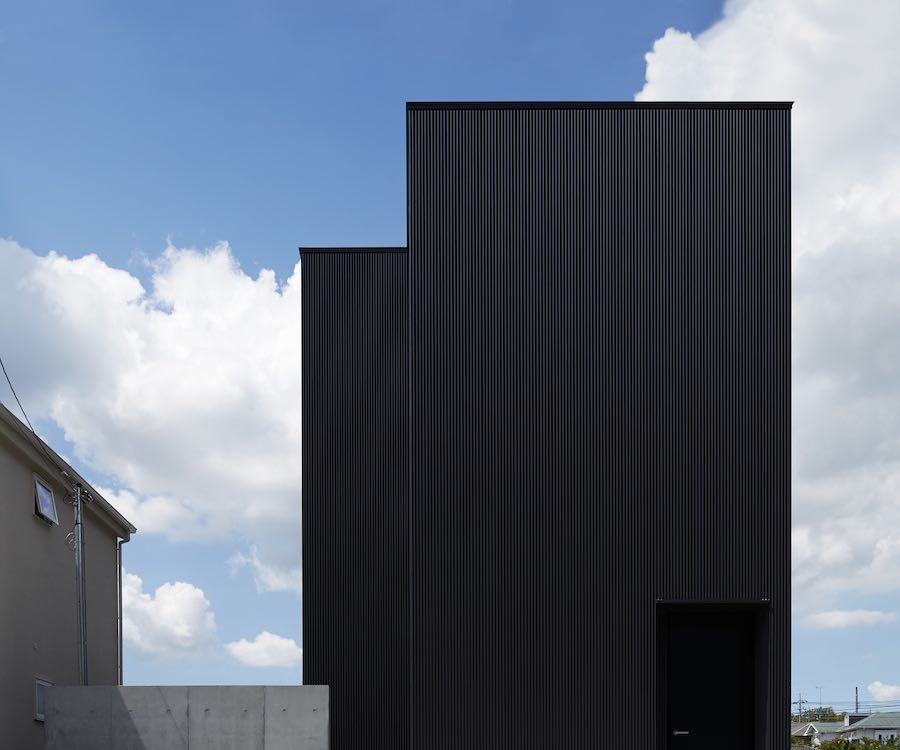 TAKATINA Black Box House: photo by Mikiko Kikuyama - Courtesy of Takatina.