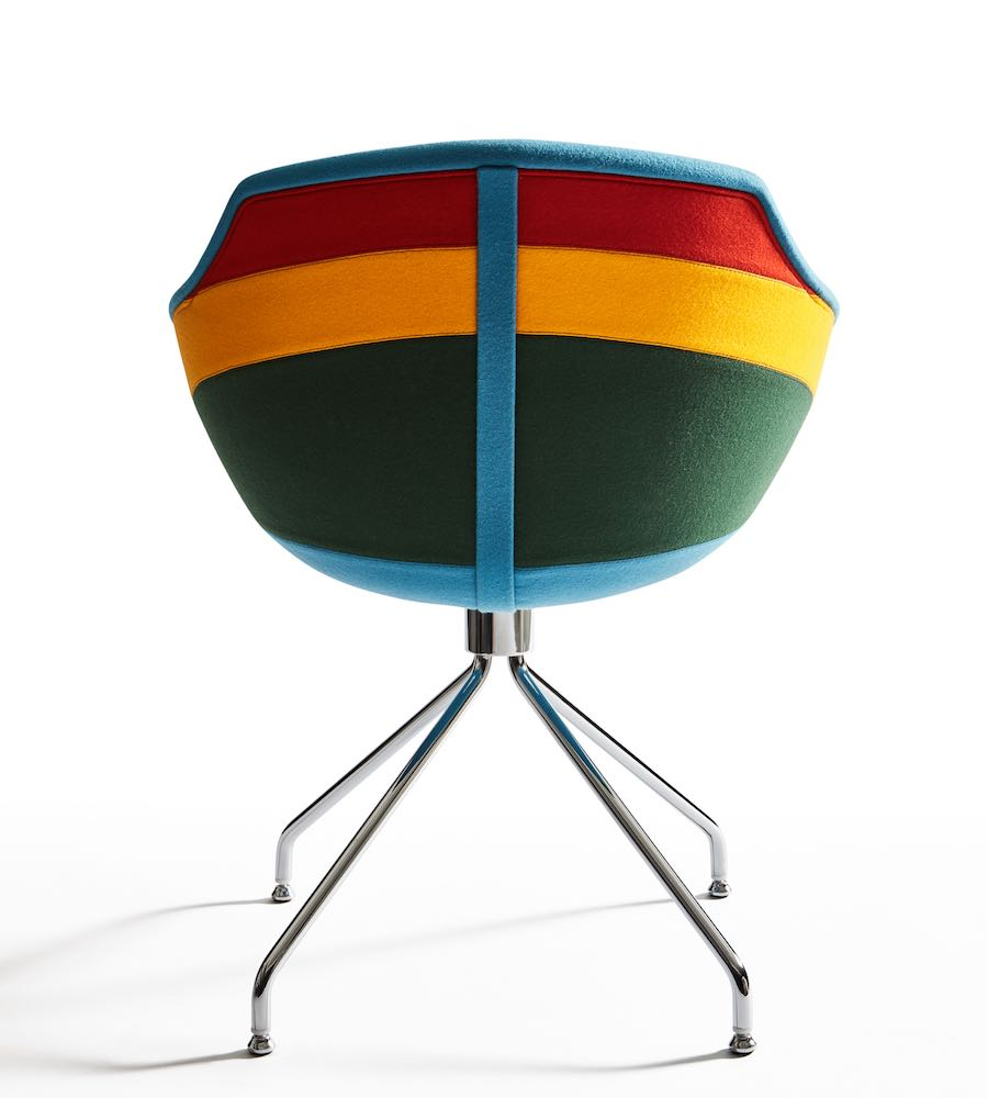 Canal Chair by Luca Nichetto - Courtesy of Moooi.