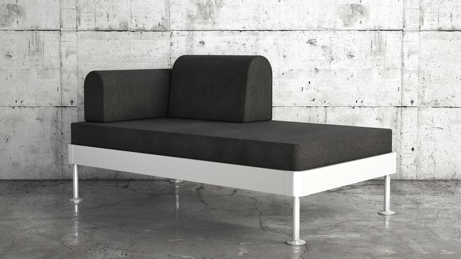 Delaktig sofa-bed - Courtesy of Tom Dixon.