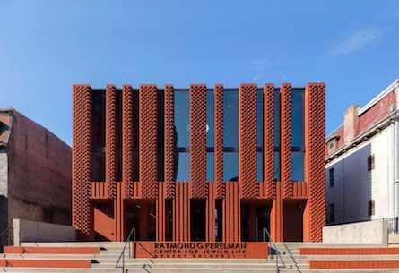 Menorah architecture