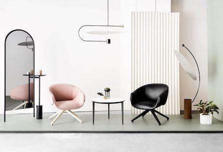 6 lighting designs @ NYCxDesign