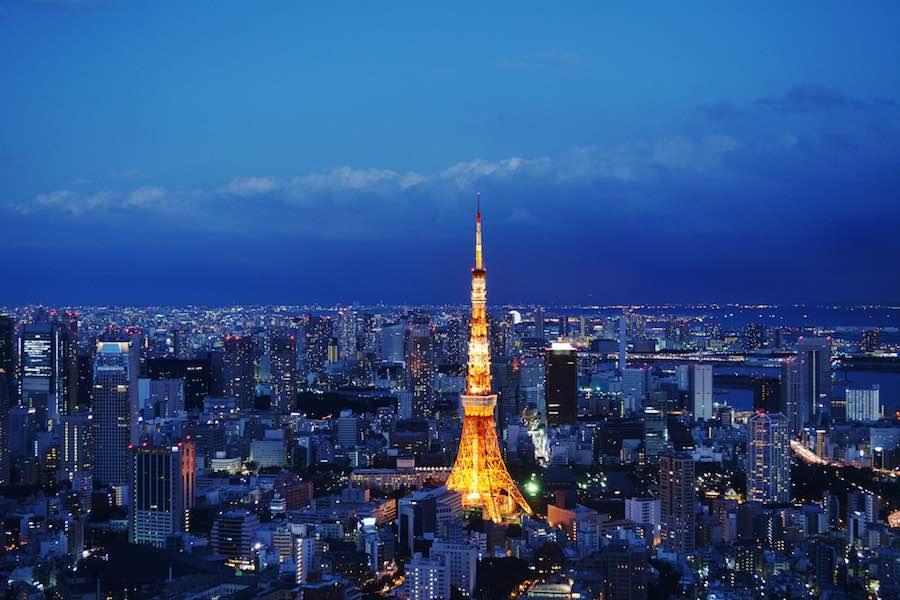 Tokyo Tower - Photo by Aya Yen.