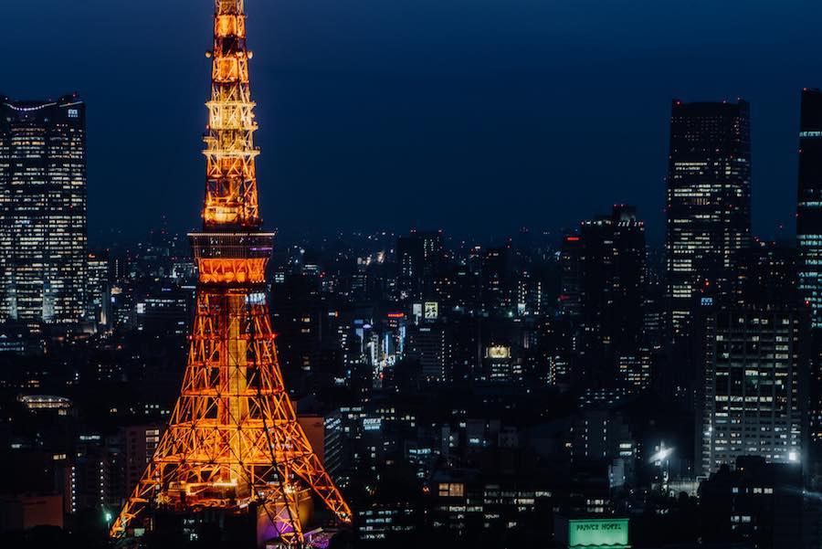 Tokyo Tower - Photo by Ben Chen, CC.