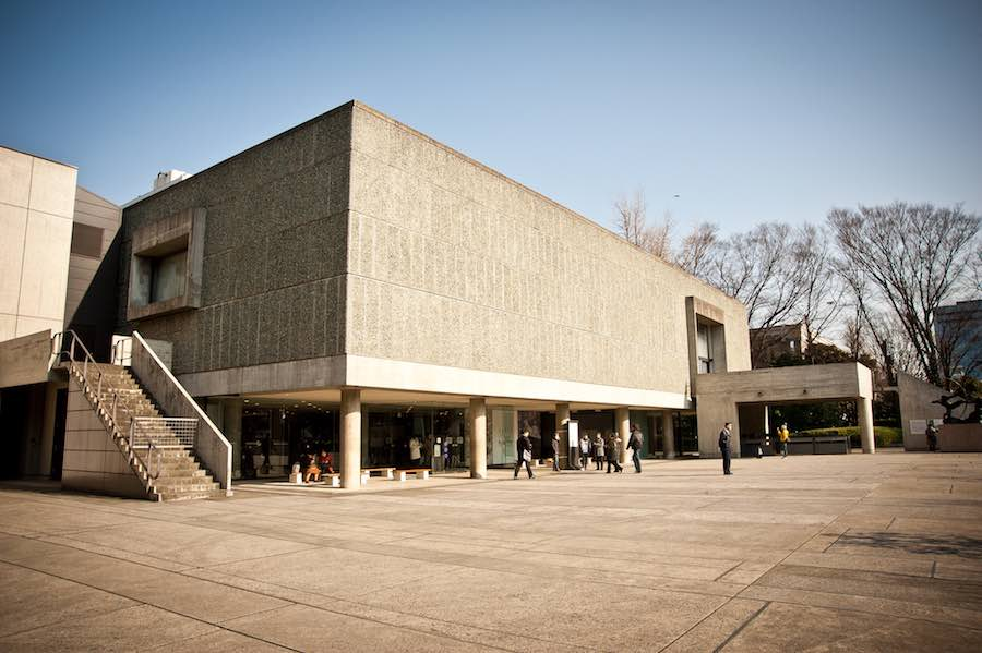 National Museum of Western Arts Tokyo - Photo by Chris Guy, CC.