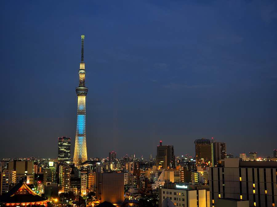 Tokyo SkyTree - Photo by Ansel.ma, CC.