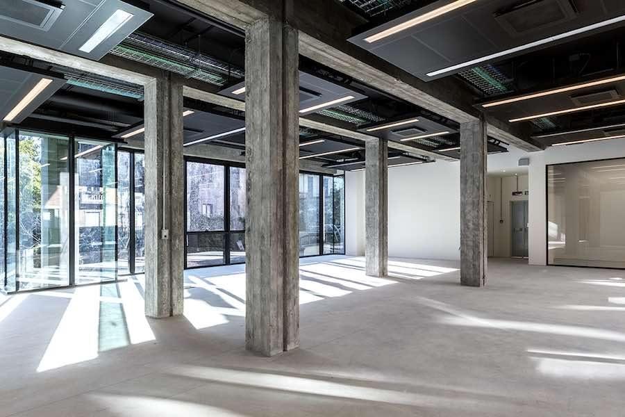 Fondazione Agnelli by Carlo Ratti Associati – Photo by Beppe Giardino.