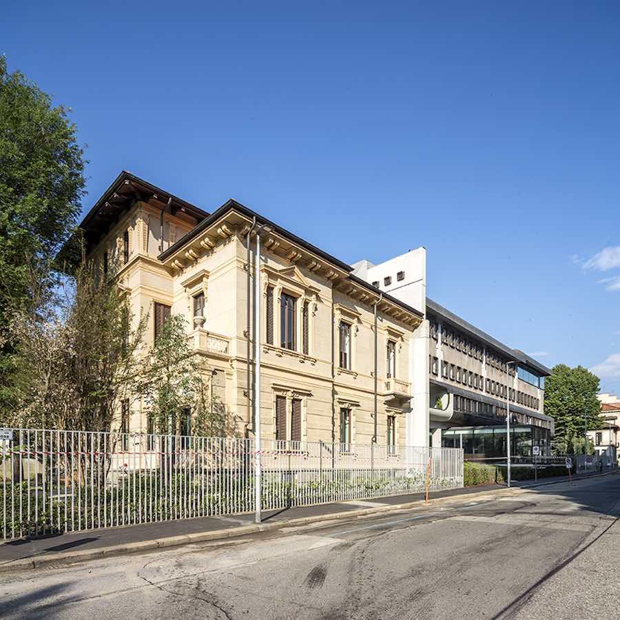 Fondazione Agnelli by Carlo Ratti Associati - Photo by Beppe Giardino.
