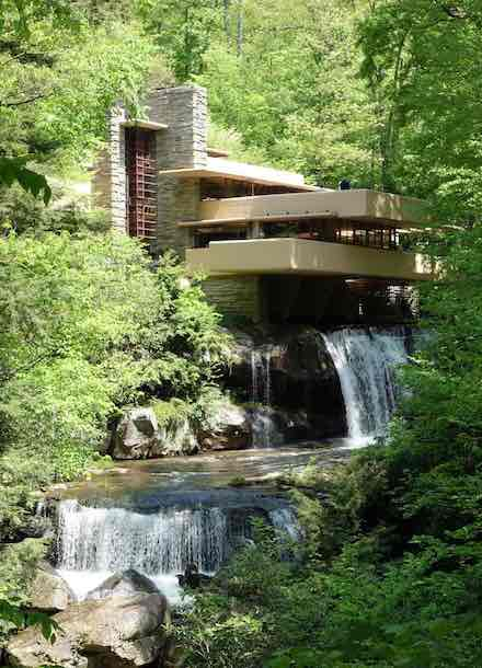 Frank Lloyd Wright in movies
