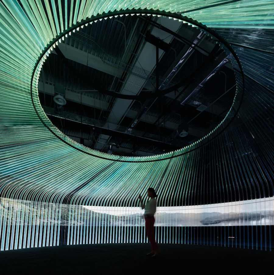 The Origin of energy, UK Pavilion @ Astana Expo 2017 - Photo by Luke Hayes - courtesy of theUK Pavilion.