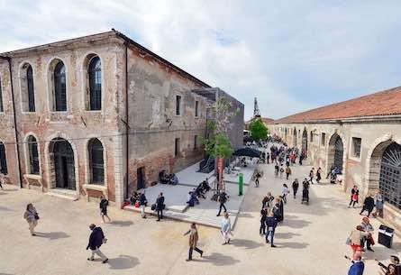 Venice Biennale Postponed