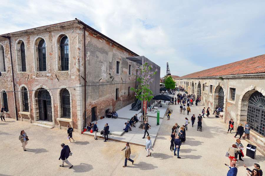 Freespace, Venice Biennale 2018 - Photo by Andrea Avezzù. Courtesy la Biennale di Venezia.