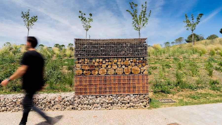 WAF 2017 Shortlist - Batlle i Roig Arquitectura, Insect Hotel, El Masnou, Barcelona