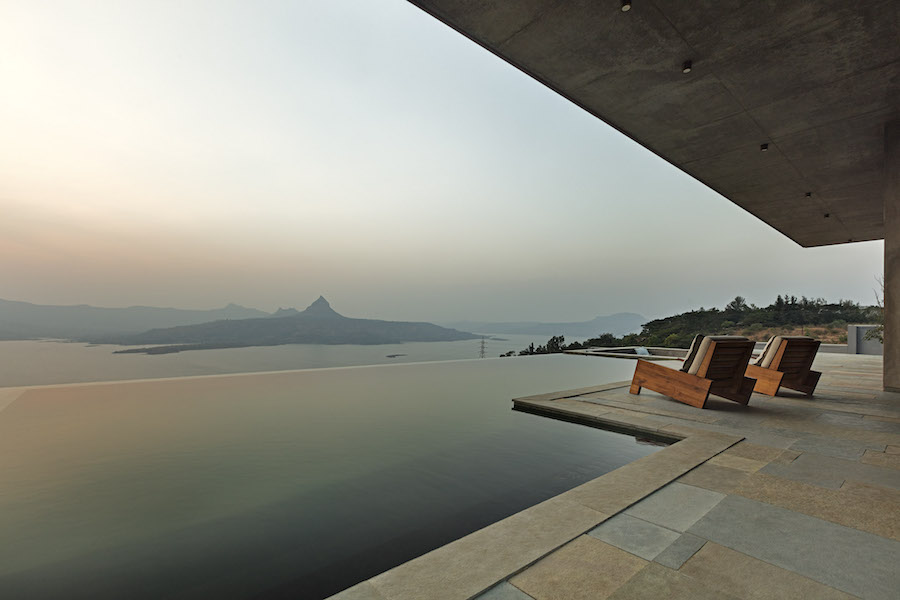 WAF 2017 Shortlist - Khosla Associates, Retreat in the Sahyadris, Pawna, India