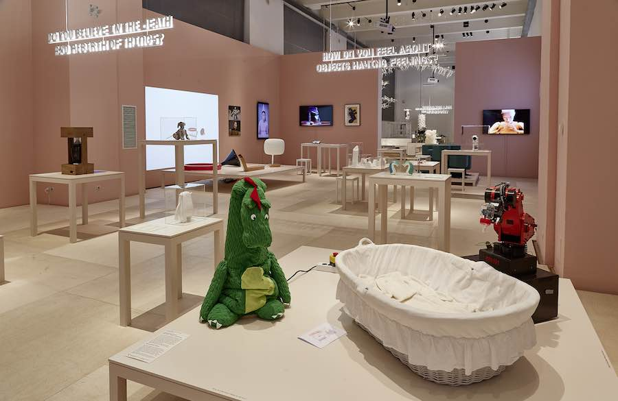 2017 Vienna Biennale - Hello Robot! © Peter Kainz/MAK.