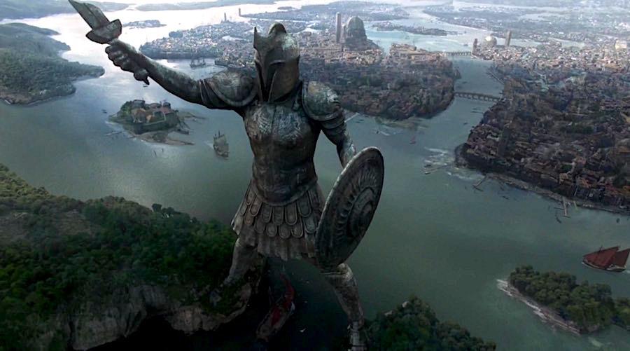 Braavos - Photo via Games of Thrones Wiki