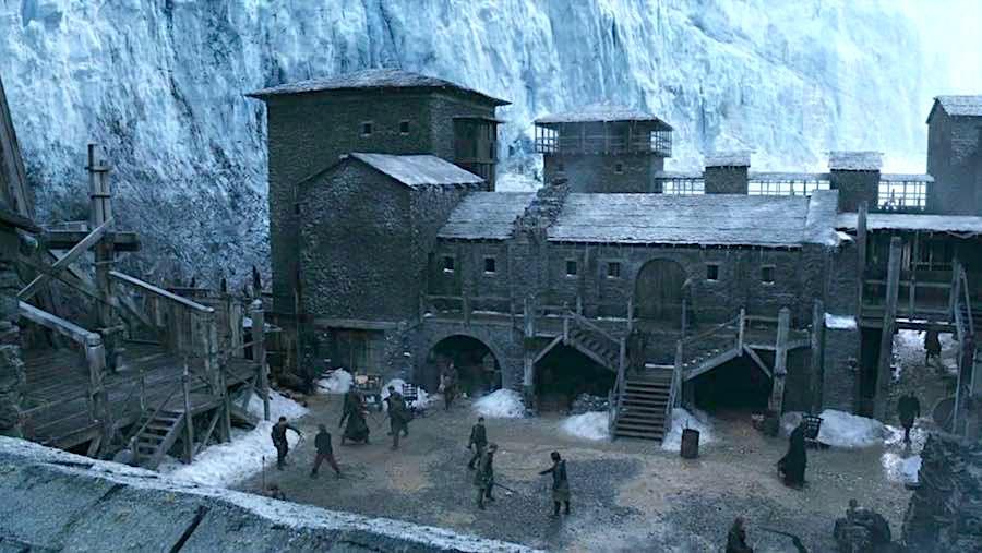 Game Of Thrones Architecture A Frank Lloyd Wright S Villa Irish