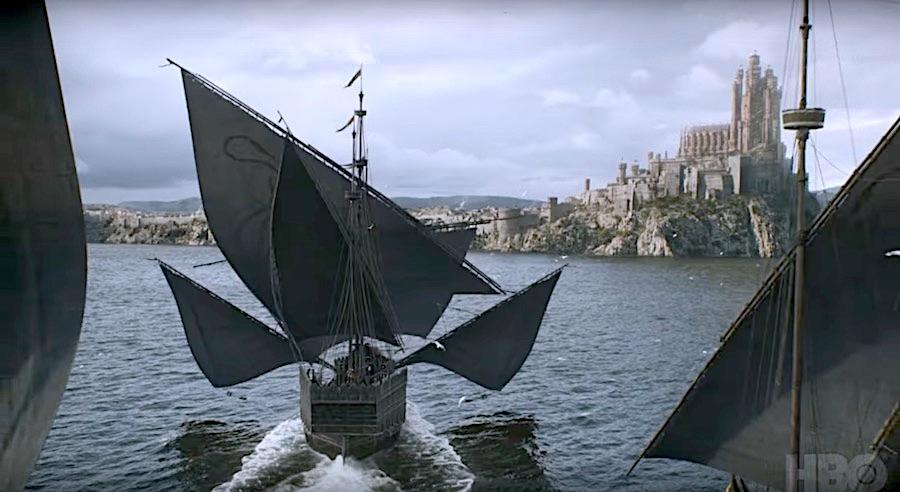 Kings Landing: Games of Thrones, Season 7 - ©HBO.