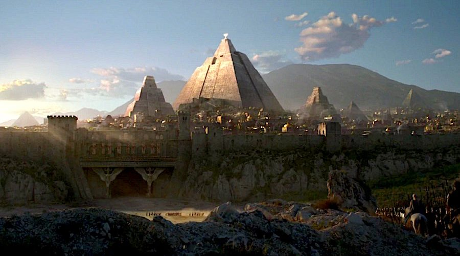 GoT Pyramid