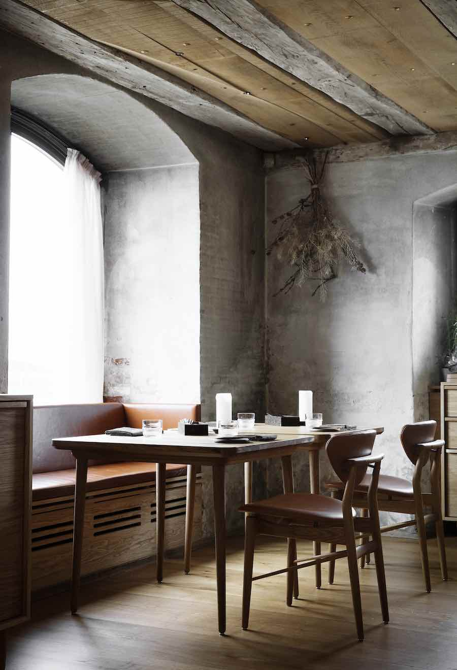 BARR restaurant - Photo: courtesy of Snøhetta