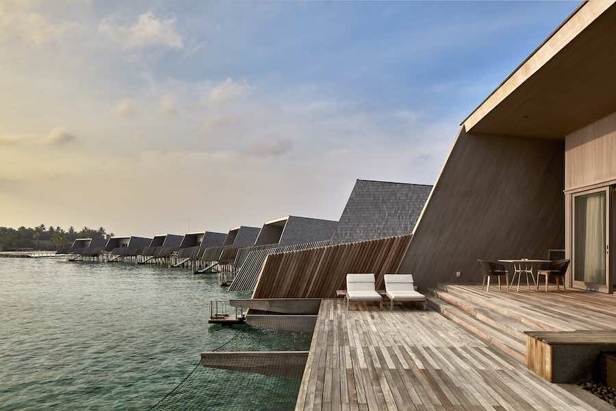 WOW Architects - Vummuli resort in the Maldives