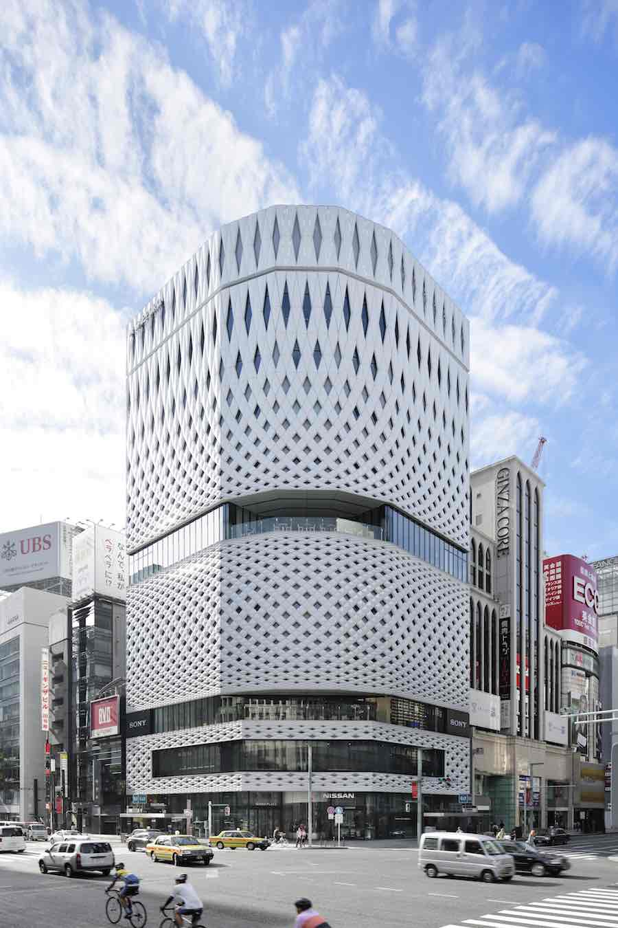 WAF 2017 Shortlist - Klein Dytham Architecture and Taisei Corporation, Ginza Place, Tokyo, Japan