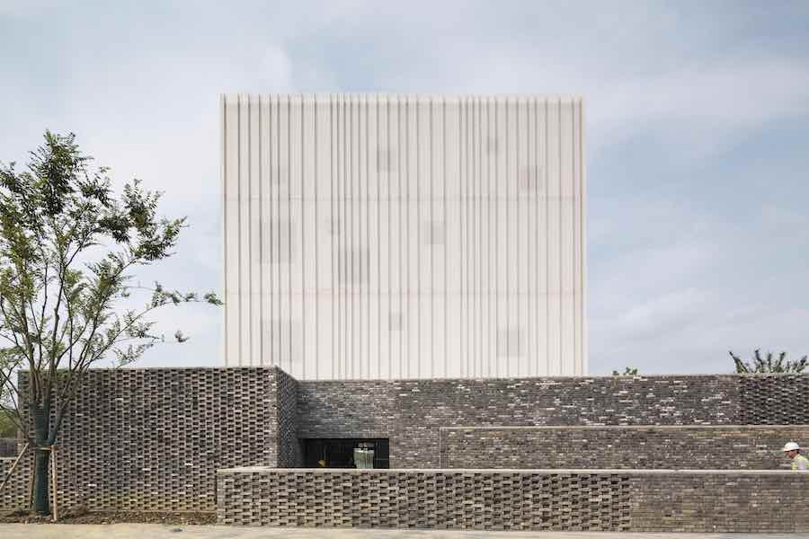 WAF 2017 Shortlist - Neri&Hu Design and Research Office, Suzhou Chapel, Suzhou, China