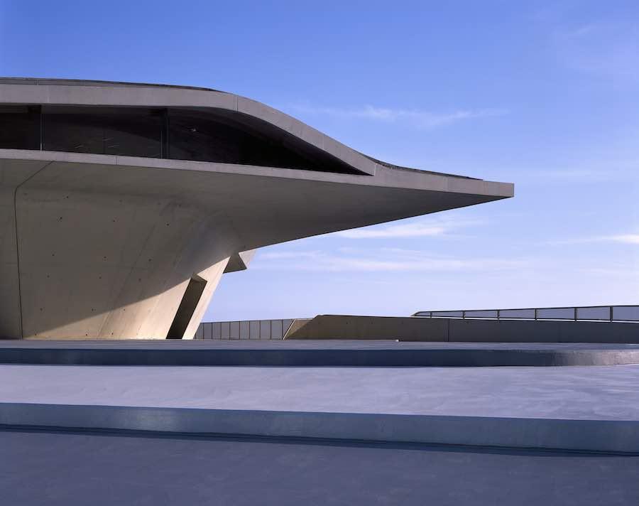 WAF 2017 Shortlist - Zaha Hadid Architects, Salerno Maritime Terminal, Salerno, Italy