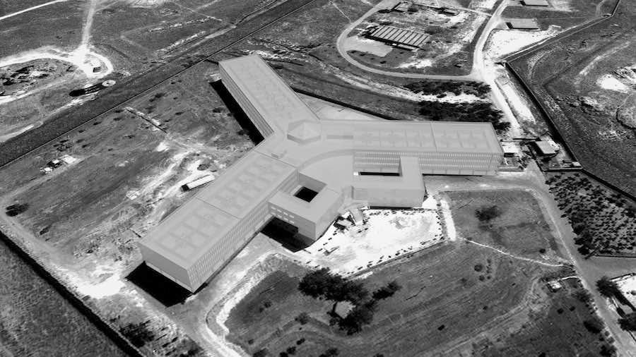Forensic Architecture - Saydnaya.