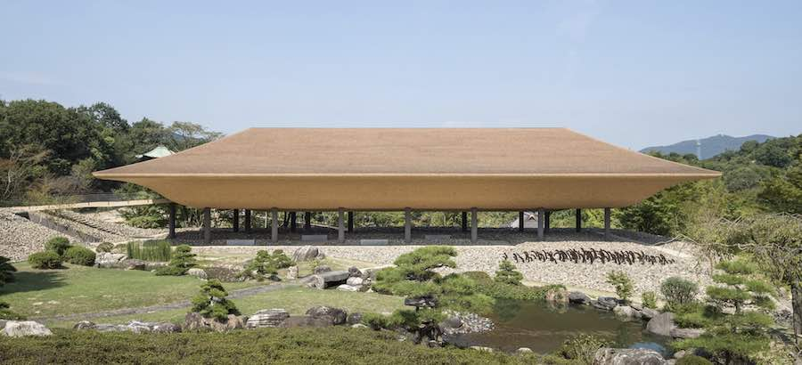 The Kothei Pavilion by SANDWICH - Photo by Nobutada Omote|SANDWICH