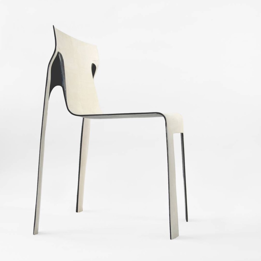 0.6 Chair by Joachim Fremont