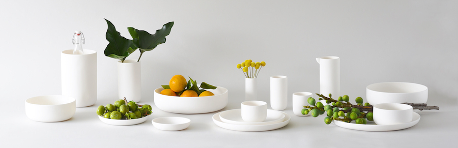 Convivial Tableware Design @ Maison&Objet. Tina Frey'S Modern Tableware Collection. Photo: courtesy of Tina Frey Design.