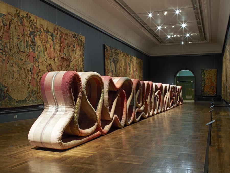 LDF 2017 - Ross Lovegrove @ Victoria & Albert Museum - Copyright Edmund Sumner.
