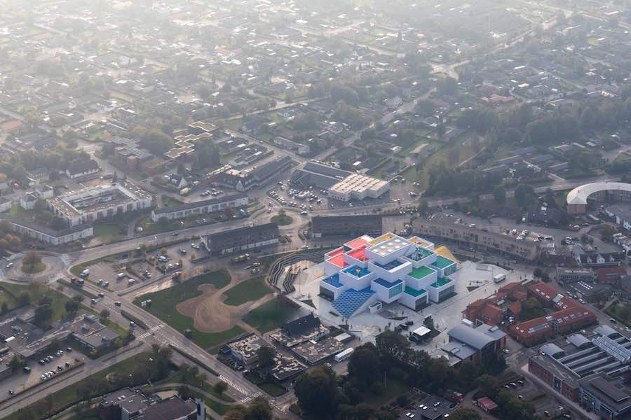 LEGO House by Bjarke Ingels Group - Photo by Iwan Baan; courtesy of BIG Bjarke Ingels Group.