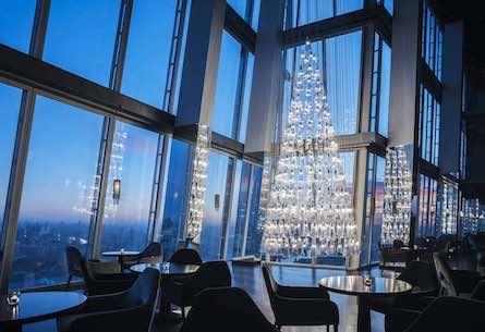 Lee Broom's Tree of Glass