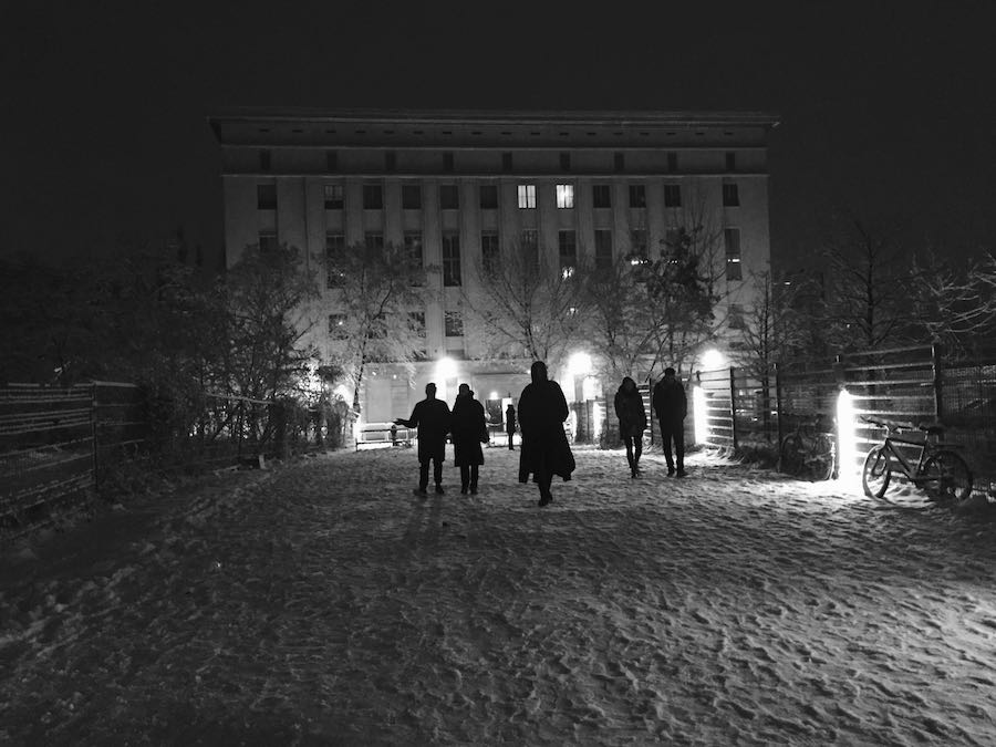 Berghain - Photo by Michael Mayer CC