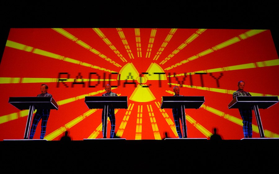 Kraftwerk 3-D The Catalogue. Photo by John Begalke, CC.