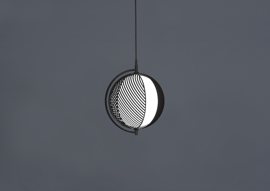 Mondo floor lamp by Antonio Facco for Oblure - Courtesy of Oblure.