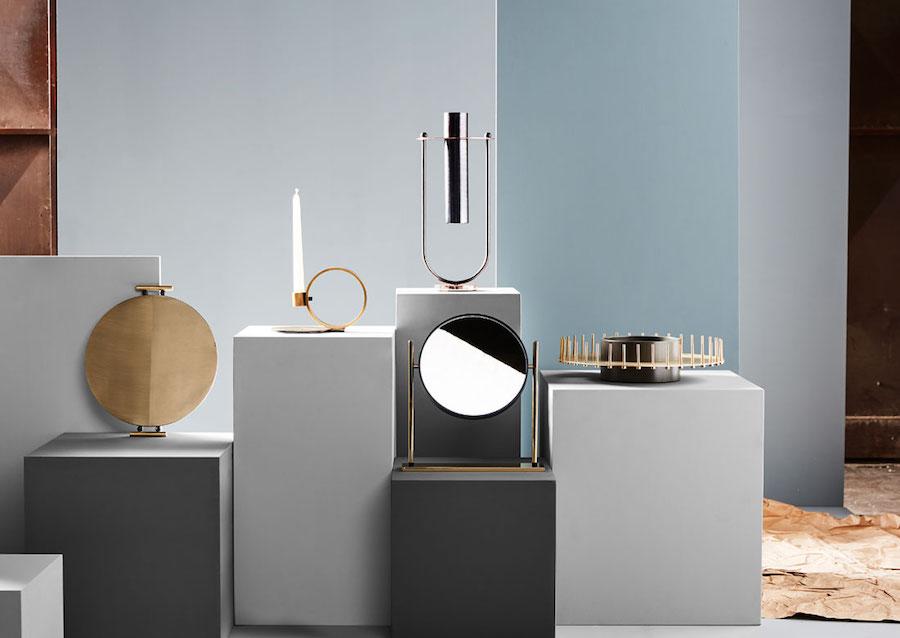 5 exquisite vases in Paris - ELETTRA by Federica Biasi for Mingardo