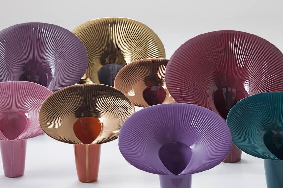 FUSCA by Constatine Guisset for BOSA ceramics