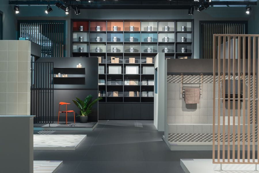 ACCENTS by OEO Studio for MUTINA - Photo by Federico Torra.