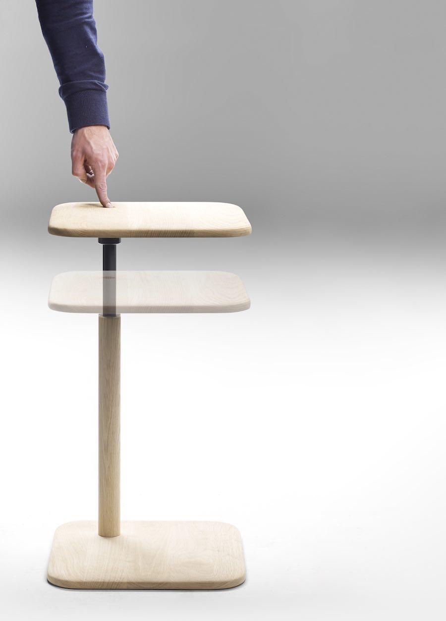 Alki: Egon office furniture collection by Iratzoki Liaso Design Studio. Photo: courtesy of Alki.