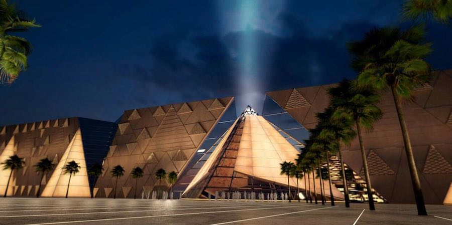 Courtesy of GEM - Grand Egyptian Museum.