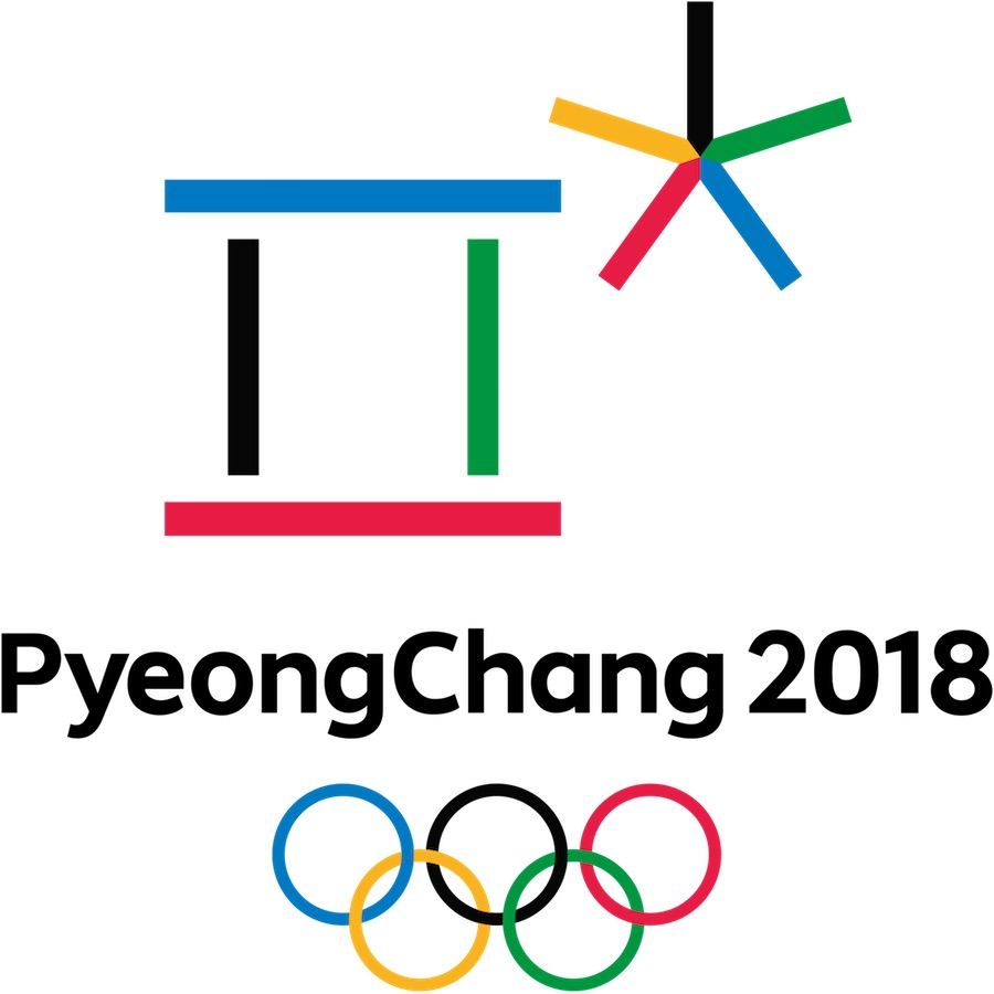 Logo of PyeongChang Winter Olympics 2018